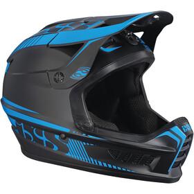 IXS Xact Cykelhjälm blå/svart